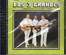 LOS 3 GRANDES/JULITO RODRIGUEZ,MIGUELITO ALCAIDE Y TATO DIAZ,LOS TRES GRANDES/CD