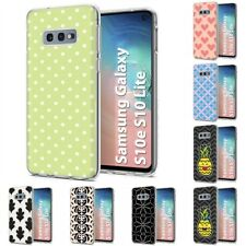 Thin Gel Design Protective Phone Case Cover for Samsung Galaxy S10e,Dot Print