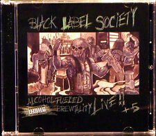 Alcohol Fueled Brewtality by Black Label Society (2 CDs, May-2001 Spitfire)