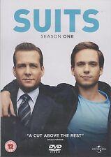 SUITS - Series 1. Gabriel Macht, Patrick J Adams (4xDVD SLIM BOX SET 2012)