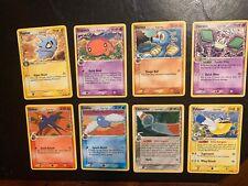 Pokemon EX Delta Species 8 Card Lot