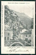 Salerno Campagna cartolina XB0110