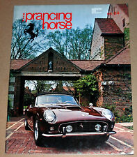 Prancing Horse Magazine #34 1973 2nd Q Ferrari Club of America