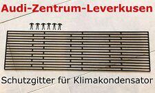 Original VW Audi Schutzgitter für  Klimakondensator Steinschlagschutz + Clipse