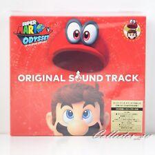 3 - 7 Days | Super Mario Odyssey Original Soundtrack OST 4 CD Set + Case from JP