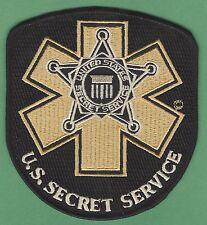 UNITED STATES SECRET SERVICE EMT EMERGENCY MEDICAL TECHNICIAN POLICE PATCH