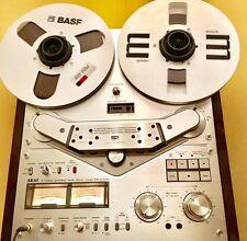 Akai GX-635D Vintage Reel to Reel Tape Deck See Video!!
