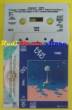 MC ELO ELECTRIC LIGHT ORCHESTRA Time 1981 holland JET RECORDS no cd lp dvd vhs