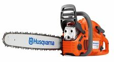 "New HUSQVARNA 460 Rancher 24"" 60.3cc 3.2Hp Gas Powered Chain Saw XTorq Chainsaw"