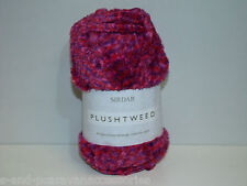 Sirdar Plushtweed Luxuriously Soft Chenille Yarn Shade SH 254 Rocco