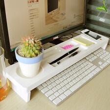 New Office Tidy Multifunction Desktop Storage Rack Desk Organizer Holder