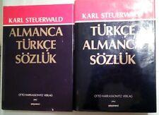 Wörterbücher Almanca/Türkce - Türkce/Almanca von Karl Steuerwald