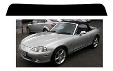 Mazda Sunstrip for an MX-5 2 - 2.5 1998 to 2005 - pre cut, no trimming required!