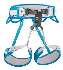 Petzl Corax Climbing Harness Size 1 Light Blue