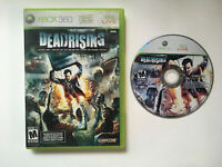Dead Rising - Complete CIB - Tested & Works - Xbox 360