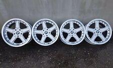 """Alutec M Pro 17"""" 5x120 BMW E39 E38 E34 E46 M Sport E36 AC Schnitzer Hamann Bbs"""