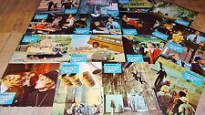 LES VISITEURS D'UN AUTRE MONDE  ! w disney jeu 16 photos cinema lobby cards1978