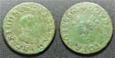 Henri IV, Double tournois 1608 A, TB