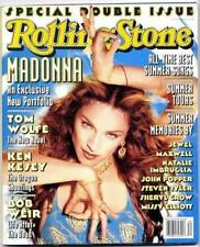 July Monthly Rolling Stone Music, Dance & Theatre Magazines