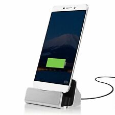 Syvo Charger Cradle Desktop Dock for Smartphone with Type-C Charging Port