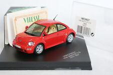 Vitesse 1/43 - VW  Beetle 2.0 Rojo 1999