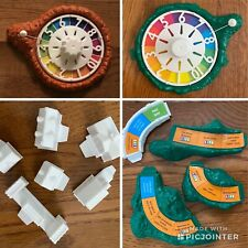 Game of Life 1982,1991, 2000, 2007 Replacement Spinner Houses Buildings