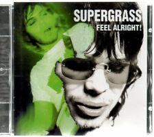 Supergrass - Feel Alright! (1996)  CD  NEW  SPEEDYPOST