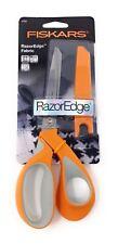 Fiskars RazorEdge Fabric 21cm Soft Grip Scissors 8185 Right Hand