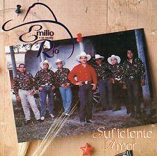 EMILIO NAVAIRA & RIO     Suficiente amor    MEXICAN  CD  EMI  1993 R A R E !