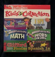 Southwestern Skill Builder Kids Collection; 6 CD-ROM Educational Games