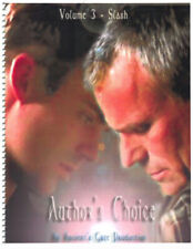 "Stargate Fanzine ""Ancient's Gate 3: Author's Choice"" SLASH"