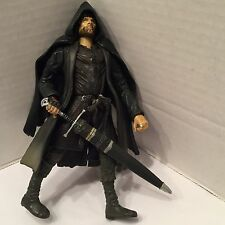 "2004 Lord Of The Rings ToyBiz Action Figure Strider 7""sword Cape Sheath #12"
