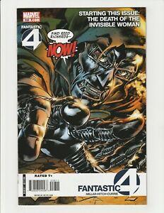 Fantastic Four #558 (Marvel 2008) 1st Old Man Logan & New Defenders NM Wolverine