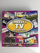 LOGO Board Game Best of TV and Movies board game UK from the 100% Complete