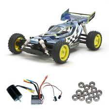 TAMIYA plasma EDGE II 1:10 4wd BUGGY tt02b BRUSHLESS-EDITION + MAGAZZINO - 58630bl
