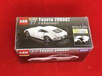 Tomica Premium 27 Toyota 2000 GT