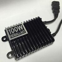 HID Replacement 100watt Slim Ballast 100W AC 12V Car Xenon Conversion Kit H4 H7
