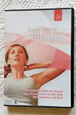 POST -NATAL PILATES - (DVD) REGION-4, LIKE NEW, FREE POST IN AUSTRALIA