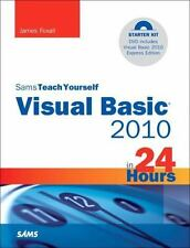Sams Teach Yourself Visual Basic 2010 in 24 Hours Complete Starter Kit (Sams