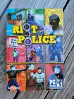 RIOT POLICE PC CD-ROM Computer Game~Action Game~New!