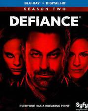 Defiance: Season Two (Blu-ray Disc, 2014, 3-Disc Set) LIKE NEW