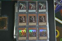 Yugioh Noble Knight Lot Deck Collection 43 Cards 38 Holos & Rares