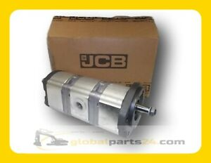 PARTS MINI JCB - Pump hydraulic  - 8014 8015 8016 8017 20/925320