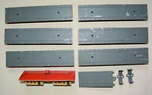 Lone Star / Treble O Lectric OOO/N gauge station building & platforms (EL 150/1)