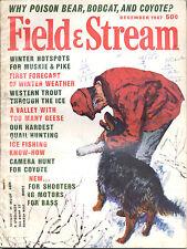 12/1967 Field and Stream Magazine    Muskie