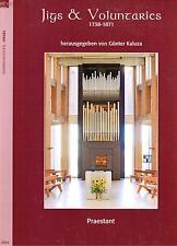 Kirchenorgel Orgel Noten : Jigs & Voluntaries - lei Mittel - mittel - B-WARE