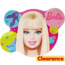 Barbie - All Doll'd Up Plastic Party Plate