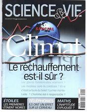 Livre Science et Vie N°1110 Climat le rechauffement /G29