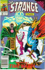 Doctor Strange Sorcerer Supreme # 33 (Infinty Gauntlet crossover) (USA, 1991)
