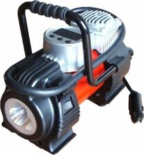 Kensun Multi-use Portable Compressor with Digital Gauge & LED Light